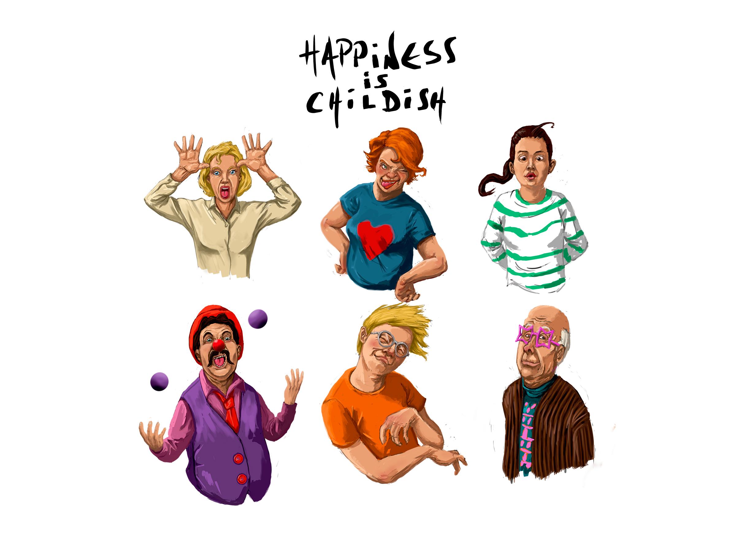 une vision du bonheur