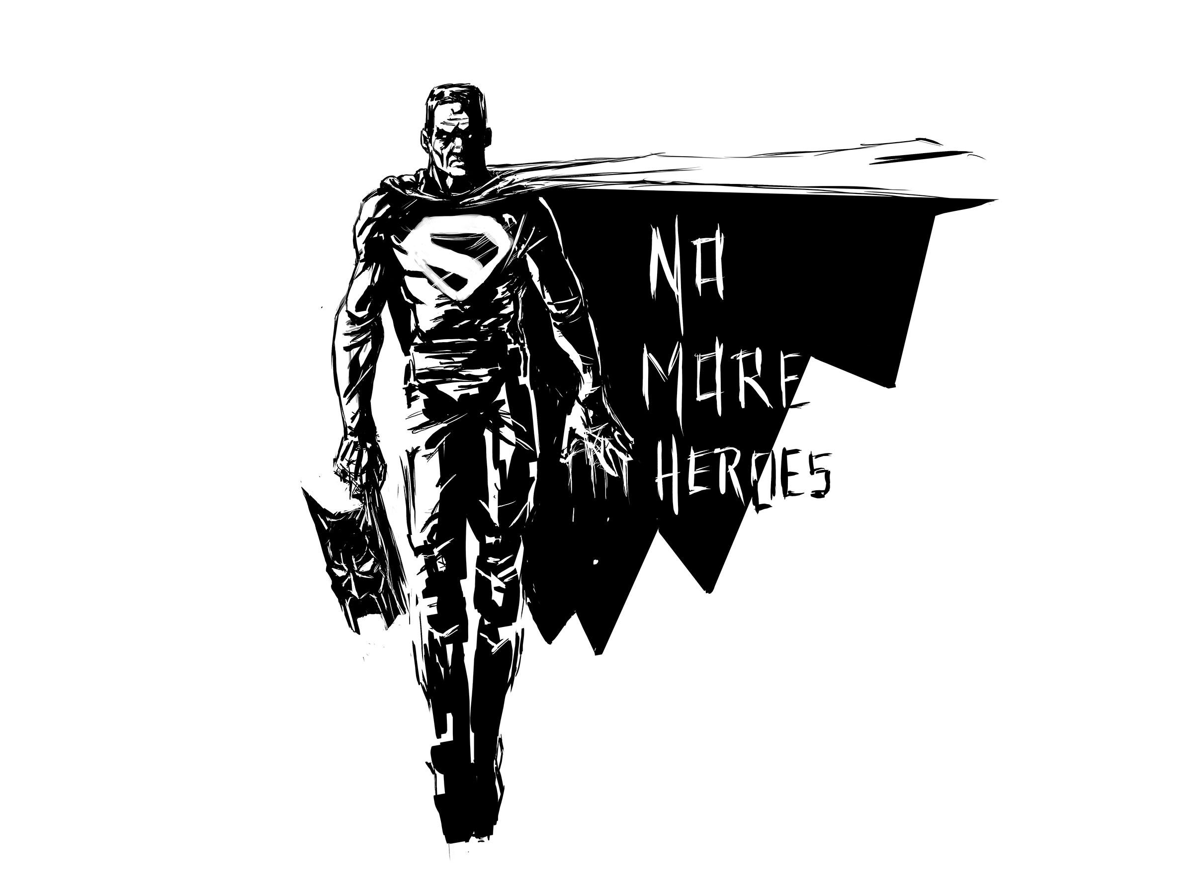 Superman après sa victoire contre Batman